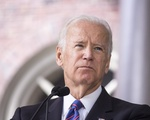 Joe Biden at Class Day