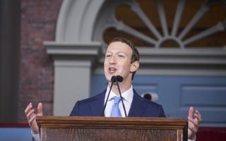 Mark Zuckerberg at HAA meeting