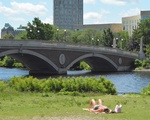 Summer on the Charles