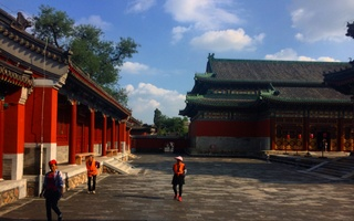 Lessons from a Week in China