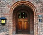 Agard House Door