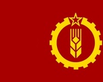 American Party of Labor flag