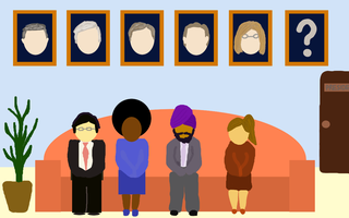 Presidential Search Diversity