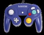 A gamecube controller.
