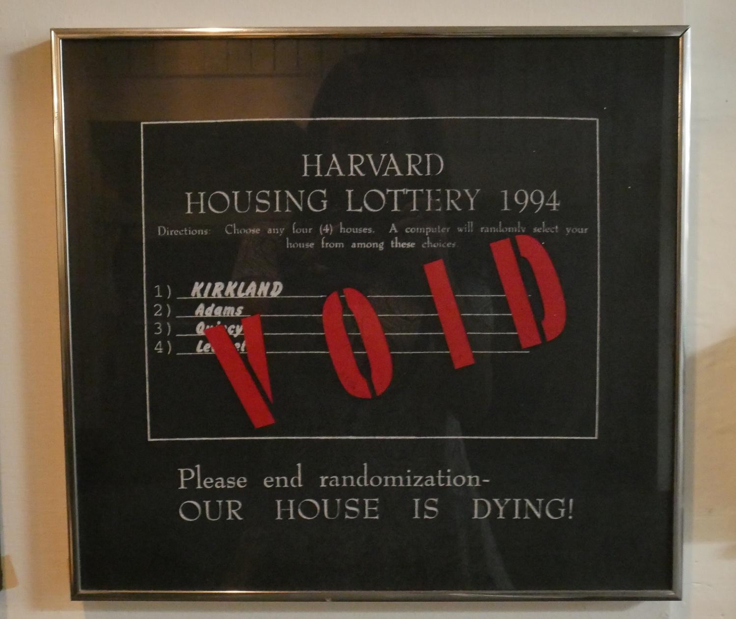 Kirkland House Anti-Randomization Shirt