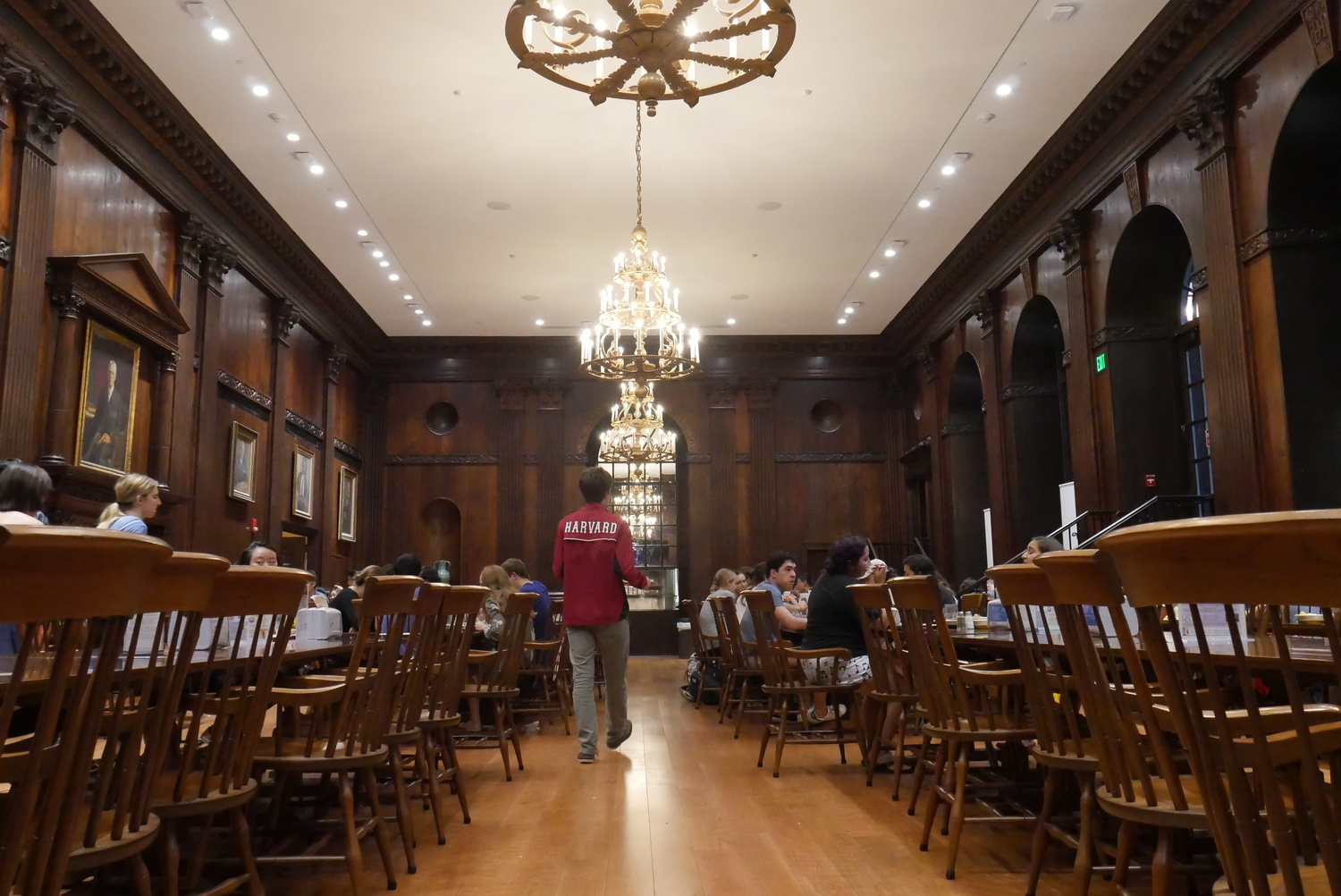 Dunster House Dining Hall