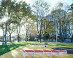 Public space in Allston