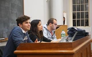 UC General Meeting 10-5