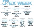 sex week events