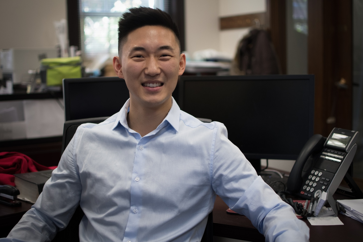Nathan Y. Lee '19