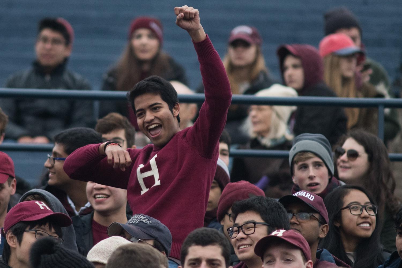 Dancing for Harvard