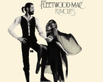 "Fleetwood Mac, ""Rumours,"" Warner Bros, 1977."