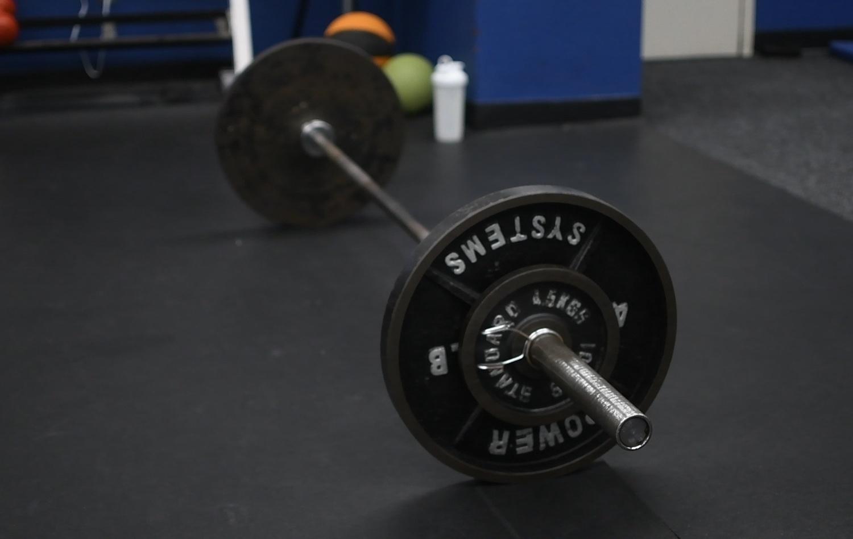 Weights in Quincy (Karen Maldonado)
