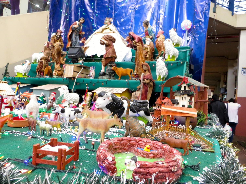 Market Nativity