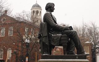 Charles Sumner Statue