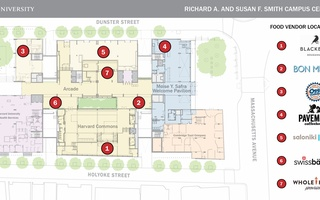 New Restaurants in the Smith Center