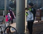 Transit Not Traffic Trombonist