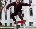 Ian McClanan Skateboarding