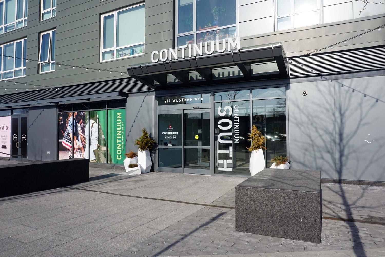 Continuum Apartment Building