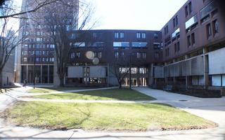 Mather Courtyard