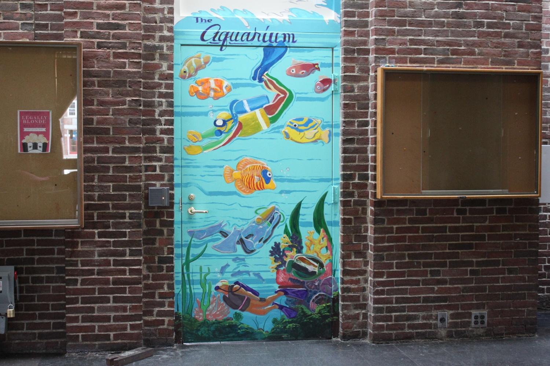 Cabot Aquarium 1