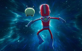 Final Space Photo