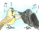 Lark and Raven