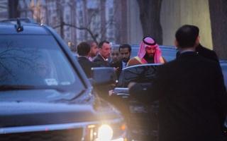 Saudi Crown Prince on Campus