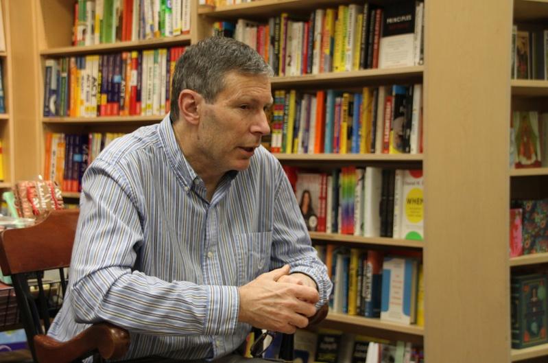 Porter Square Books Owner
