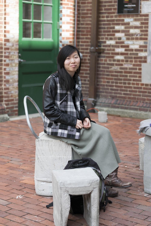 Susan Li '18
