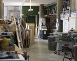 Carpenter Center Wood Shop