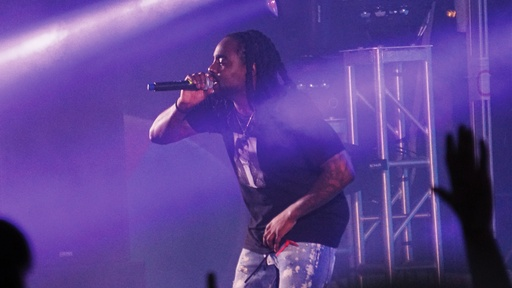Wale at Yardfest
