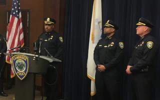 Police Commissioner Branville G. Bard Jr.