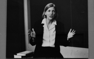 Elizabeth Warren Portrait