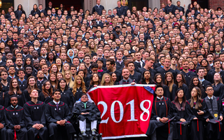 College Class of 2018 Photo