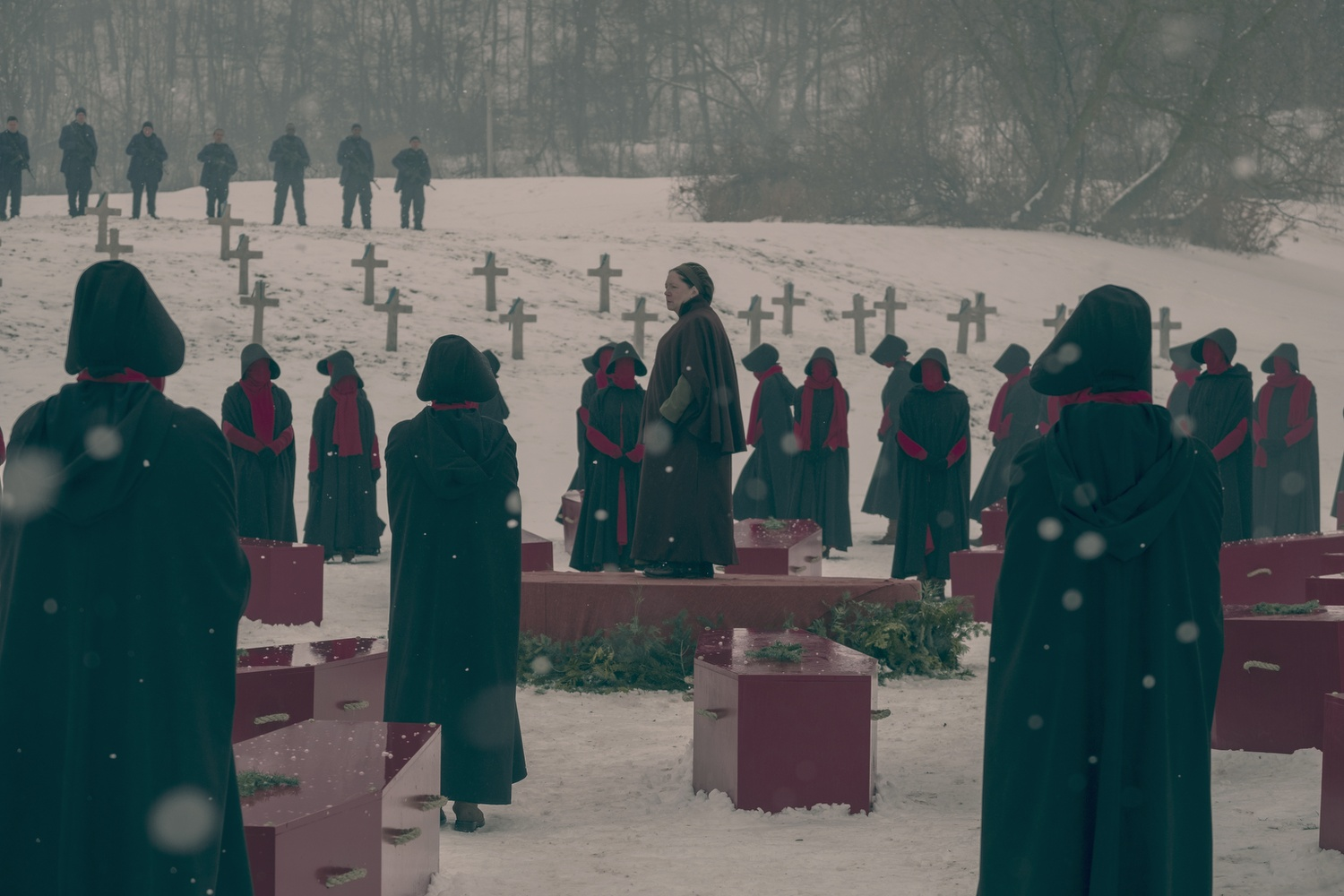 'The Handmaid's Tale': 'After'