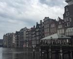Summer Postcard: Amsterdam