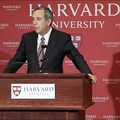 Lawrence Bacow to Serve as Harvard's Next President