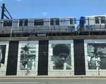 Summer Postcard: Newark