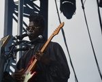 From Pitchfork Music Festival 2018: Moses Sumney