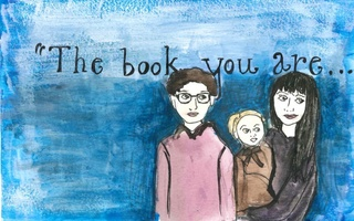 The book you are...