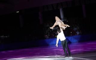 Melanie and Fred Palascak Go Sky High