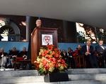 Bacow's Inauguration