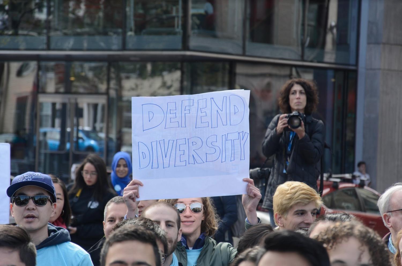 Defend Diversity