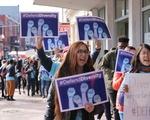 PE: Rally March DefendDiversity