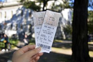 Harvard-Yale Tickets
