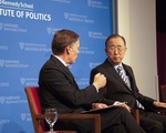 Ban Ki Moon at IOP