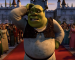 "Still from the ""Shrek 2"" trailer."