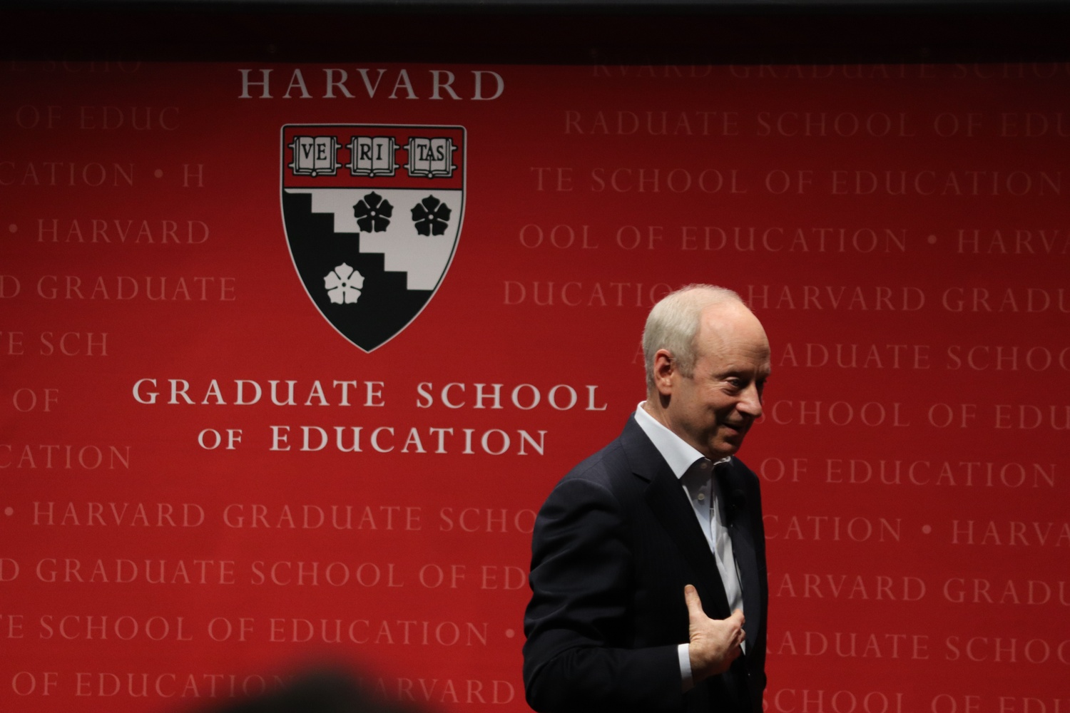 Askwith Forums with Michael  J. Sandel