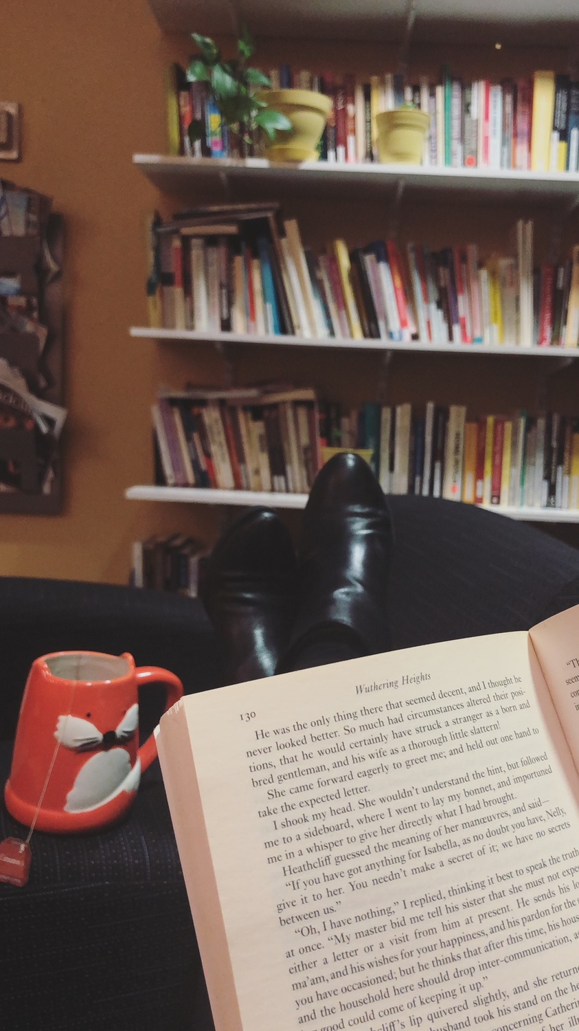 Thanksgiving Top 5 Reads